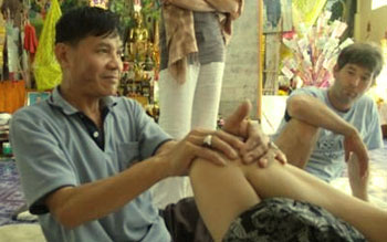 thai massage basic professional